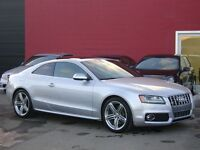 2011 Audi S5 4.2 V8 QUATTRO / COUPE / 6-SPEED / A MUST SEE!!!