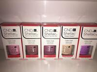 CND Shellacs brand new boxed & 💯 % genuine