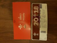 Wales vs Italy Six Nation Tickets