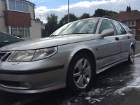 Saab 9-5 2.0t Vector sport Estate. Automatic