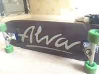 Alva skateboard complete