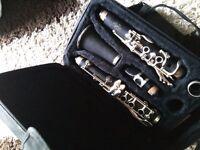 Jp121 starter learners clarinet