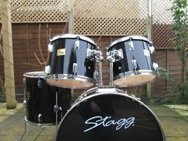 Drums - Stagg Drum Kit - Excellent