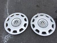 VW T4 15 inch wheel trims