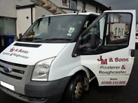 Advanced level local tradesman with over 30 years' experience Covering Edinburgh and the Lothian's