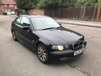 Bmw 320D compact 2004 **P/X WELCOME**
