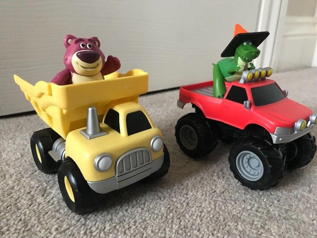 Toy Story Trucks