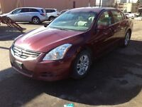 2012 Nissan Altima S * POWER ROOF * EASY CAR LOANS * OPEN SUNDAY