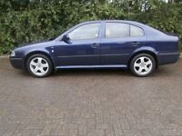 2001 SKODA OCTAVIA 1.9 TDI ELEGANCE 110 BHP - 5 DOOR - 1 PREVIOUS OWNER - FSH - BARGAIN