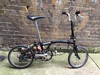 Brompton M3E 3 Speed Folding Bicycle *worldwide shipping *