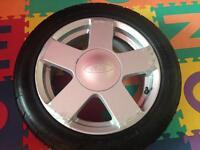 Ford Fiesta Alloy 195/50/R15