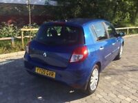 Renault Clio 2009 only £2195