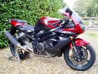 Aprilia SL1000 Falco Original Great Condition UK Delivery £110 (RSV Mille Tuono)