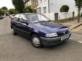 Vauxhall Astra, 1.4 Petrol, 1996, Manual, Purple, 63k Miles, 3 Door