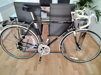 Raliegh Router Road bike.