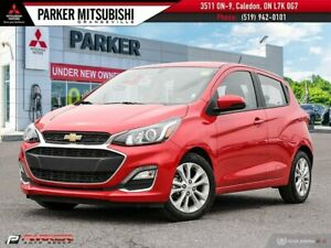 2019 Chevrolet Spark LT, AUTO, A/C, PWR GROUP, HTD MIRRORS, LOW