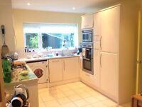 Whole kitchen units, sink, fridge freezer, double oven, hob, dishwasher, washer machine