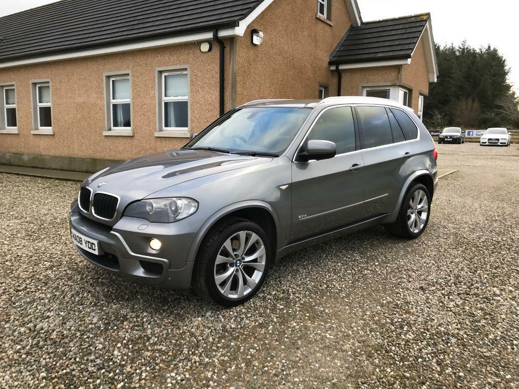 Bmw X5 M Sport Finance Available In Limavady County