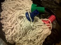 Mop Heads x 30 - Colour Coded