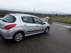**** 2011 PEUGEOT 308 ACCESS 1.6 HDI ROAD TAX £20 1 OWNER FULL SERVICE HISTORY ***