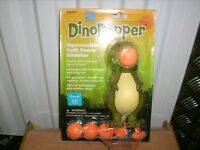 DinoPopper - Squeezable Soft Foam Shooter, for ages 4+