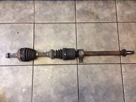 2001 HONDA STREAM 2.0 2.0i PETROL MANUAL RIGHT DRIVESHAFT DRIVE SHAFT COMPLETE