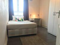 Large Double Room to Rent in East London, Whitechapel, E1, Whitechapel Station