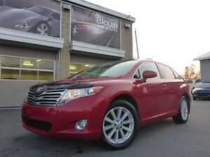 2011 Toyota Venza AWD, Cuir, Toit panoramique, 64006km