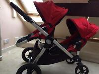 Baby Jogger City Select Double buggy