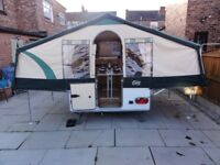 2006 Conway Countryman Folding Camper/Trailer Tent