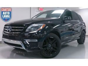 2015 Mercedes-Benz M-Class 350 BT 4MATIC - AMG PACK - PARK ASSIS