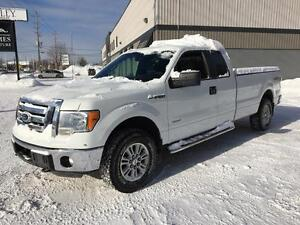 2011 Ford F-150 XLT  Supercab 4x4 HD Payload Pkg