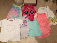 Girls Tops/T-Shirts for sale!
