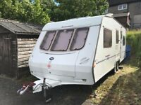 ABI Brooklyn 4 berth Caravan