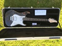 Suhr Pro S5 with Original Suhr Hard Case