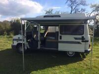 Talbot express 4 berth ,petrol,camper van/motor home