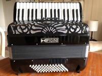 Pigini Preludio P36 Piano accordion