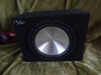 AUDIOMAC 300 WOOFER. VERY GOOD CONDITION.