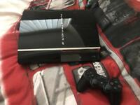 PS3 80GB Fully Working