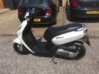 Peugeot kisbee 50cc moped