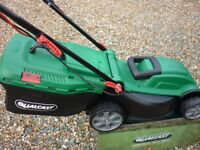 Qualcast New 1400w Rotary Lawn Mower
