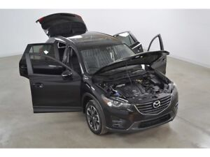 2016 Mazda CX-5 GT 4WD GPS*Cuir*BOSE Audio*Toit Ouvrant*