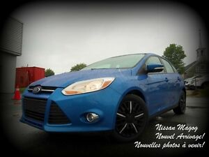 2012 Ford Focus SE + AUCUN ACCIDENT + PROVENANCE LOCAL + WOW!!!