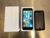 Iphone 6 Space Grey 16GB locked to O2