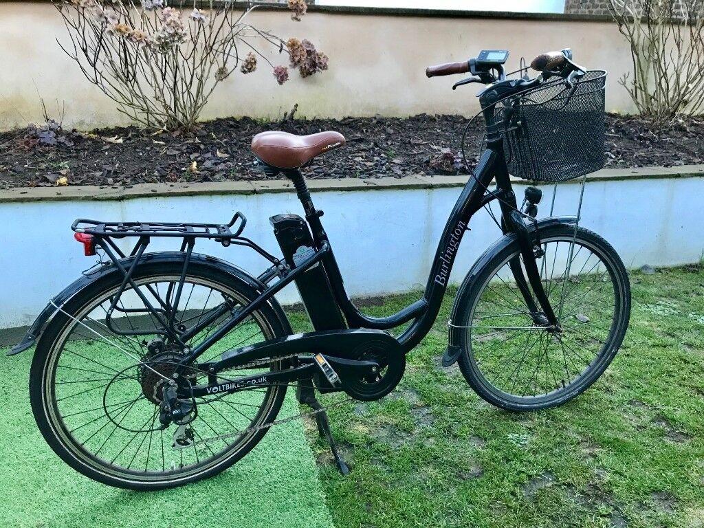 a720a0c213c Electric bike - Volt Burlington - good condition and half price