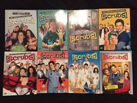 The Complete Scrubs Seasons 1-8
