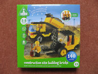 Construction Set Building Bricks BNIB (ELC version of Lego)