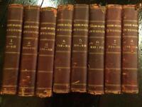 Harmsworth Encyclopaedia 8 volume set