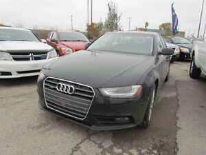 2013 Audi A4 2.0T | AWD | LEATHER | ROOF | ONE OWNER London Ontario image 3