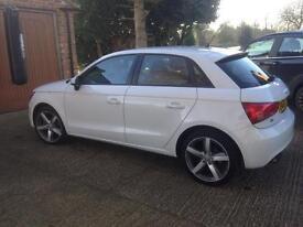 Audi A1 tfsi sport 1.4L